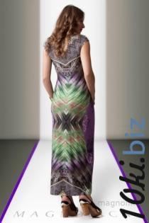 MAGNOLICA, ТРИКОТАЖНОЕ ПЛАТЬЕ 2333  Артикул: L-13682C Платья в пол, макси платья на Онлайн рынке России