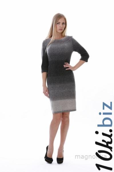 MAGNOLICA, ШЕРСТЯНОЕ ПЛАТЬЕ 2085  Артикул: Z-14486G Платья с рукавами, теплые платья оптом на рынке Садовод