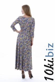 MAGNOLICA, ТРИКОТАЖНОЕ ПЛАТЬЕ 1260  Артикул: Z-14488BK Платья в пол, макси платья на Онлайн рынке России