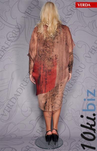 Двойка Артикул: д 913 Платья больших размеров в Москве
