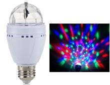 3W, 6W 85-260V E27 Красочная светодиодная лампа