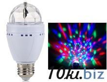3W, 6W 85-260V E27 Красочная светодиодная лампа купить в Братске - Лампочки с ценами и фото