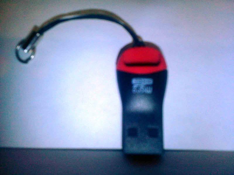 Переходник микроSD-USB