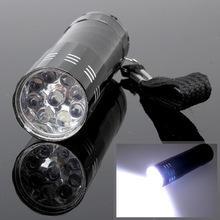Небольшой карманный фонарик светодиодный