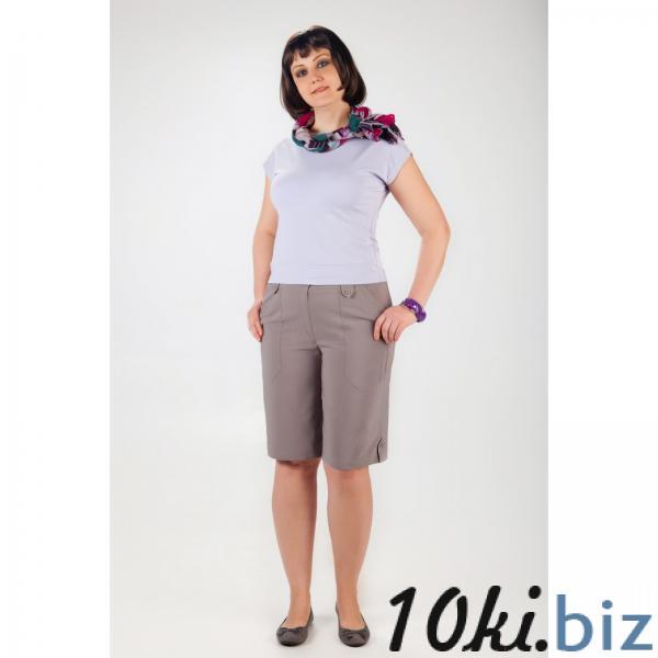 Женские шорты, артикул 077-68 Капри бриджи шорты женские в Москве
