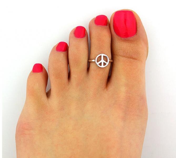 Кольцо на ногу Пацифик