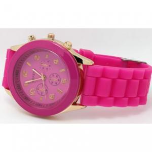 Фото Часы наручные Часы наручные женские GENEVA Темно-розовые