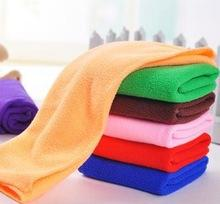 Фото Все для дома и хозяйства, текстиль полотенце из микрофибры 130g 25 * 25