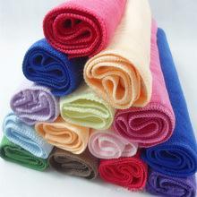 микрофибровые полотенца для лица пляжные полотенца 30 * 30 см