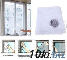 москитная окна двери чистая сетки сетки экрана важная липучка 96203 Антимоскитные сетки и комплектующие к ним в России