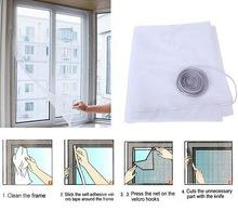 Фото Все для дома и хозяйства, текстиль москитная окна двери чистая сетки сетки экрана важная липучка 96203