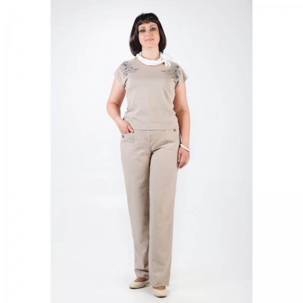 Женские брюки, артикул 394-55