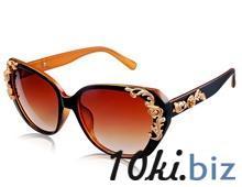 4167-Женские Пластиковые очки (коричневый) М. купить в Иркутске - Оптика с ценами и фото