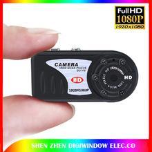 1080 P HD Mini DV T8000 маленькая камера металлический корпус с ик ночного видения поддержка макс 32 ГБ TF карты
