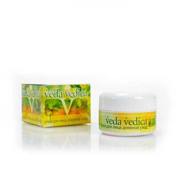 Крем для лица Дневной уход - 50 гр. Veda Vedica