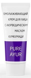 Фото Аюрведическая косметика Крем для лица с аюрведическим маслом Кумкумади