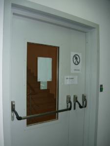 Фото  Противопожарные двери, ворота и люки