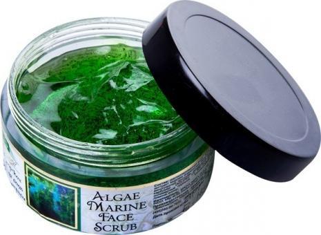 Скраб для лица с морскими водорослями, 50 г