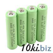 4 X Ni-MH AAA 1300mAh 1.2V Rechargeable 3A Neutral Battery #5 купить в Иркутске - Батареи и аккумуляторы с ценами и фото