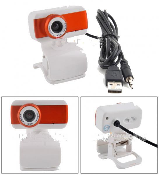 USB 8M клипса Веб-камера микрофон для ПК № 17