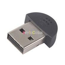 Фото Все, что дешевле трех баксов Супер мини USB 2.0 микрофон MIC аудио адаптер драйвер бесплатно для MSN портативных пк ноутбук SBIC #51957