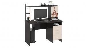 Фото Компьютерные столы Компьютерный стол «Студент-Класс М» с рисунком(ТриЯ)