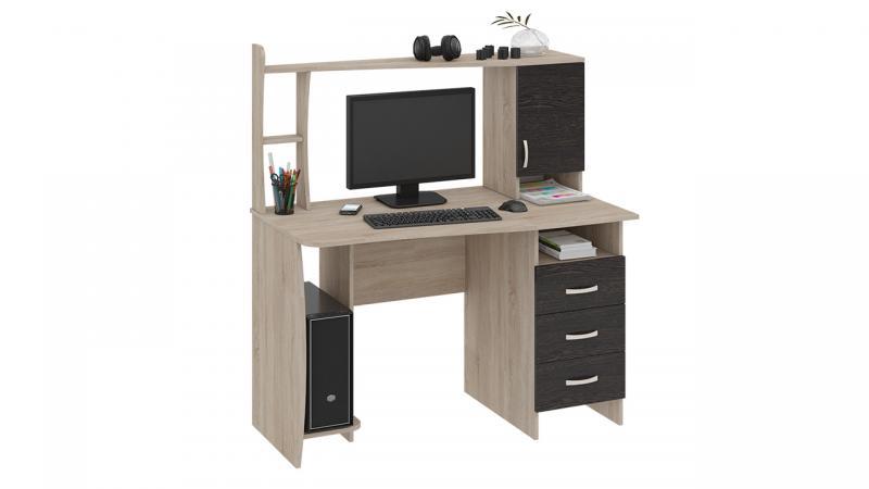 Фото Компьютерные столы ТриЯ-Компьютерный стол «Студент-Класс М»