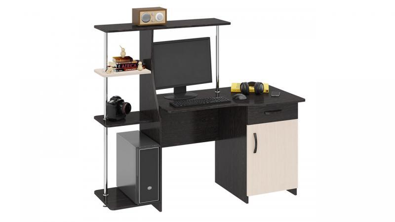 Компьютерный стол «Студент-Стиль М»(ТриЯ)