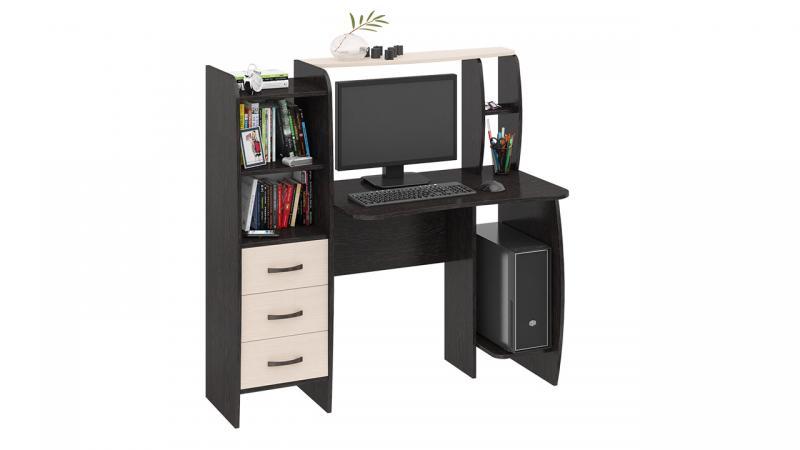 Фото Компьютерные столы ТриЯ-Стол компьютерный «Школьник-Класс М»