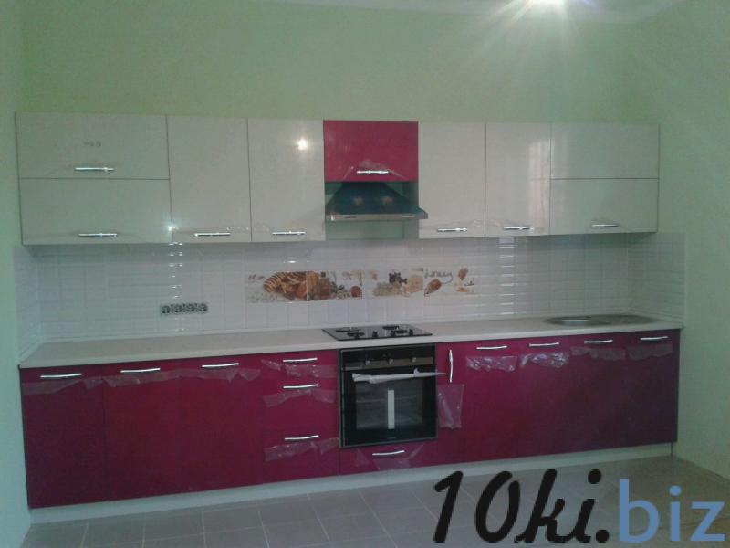Кухня Изготовление мебели на заказ в Алмате