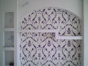 Фото  Покраска стен и потолков с предварительной подготовкой.