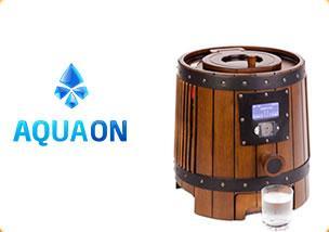 AquaOn — прибор для приготовления талой питьевой воды