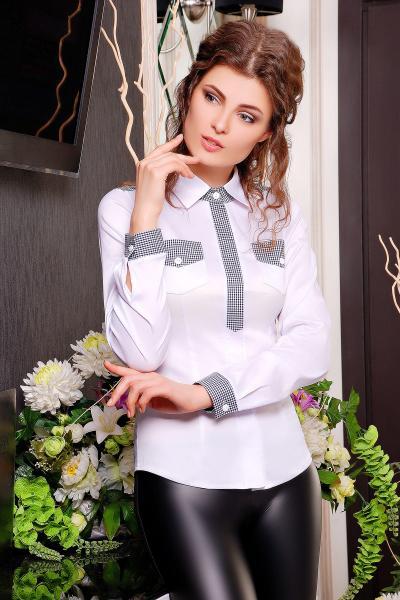 Блуза КОРТНИ Д/Р GL