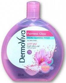 Фото Аюрведическая косметика Лосьон очищающий для лица Dermoviva-Fairness Glow 225мл