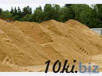 Песок природный купить в Белгороде - Песок строительный с ценами и фото