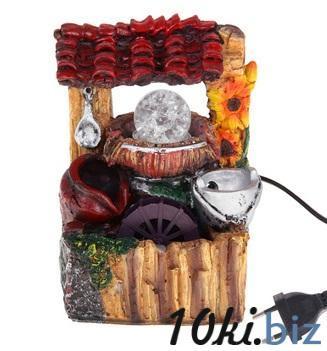 """Фонтан """"Цветочная поляна"""" (колодец) 181900  Сувенирные наборы для мужчин в Казахстане"""