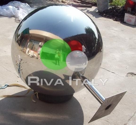 Пустотелые шары из нержавеющей стали