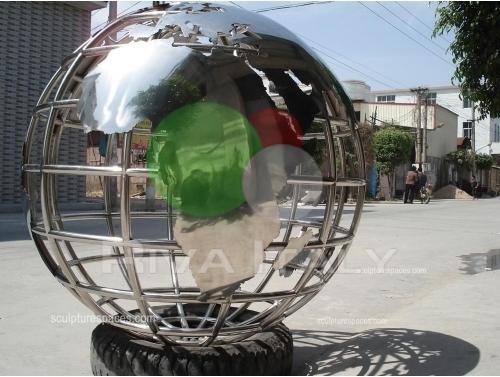 Декоративные пустотелые шары