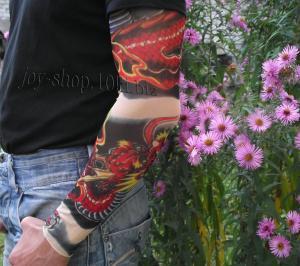 Фото Тату рукава Тату рукав (Арт.204)