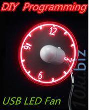 Usb гаджеты мини-поделки программируемый вентилятор гибкая из светодиодов может перепрограммировать любые слова рекламный характер сообщения для ноутбук купить в Братске - Комплектующие для компьютерной техники  с ценами и фото