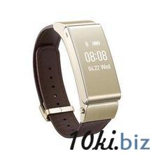 HUAWEI TalkBand B2 (Black) Bluetooth Smart Bracelet Fitness wristband Wearable Health Sports Compatible Mobile Phone Device купить в Братске - Часы с ценами и фото