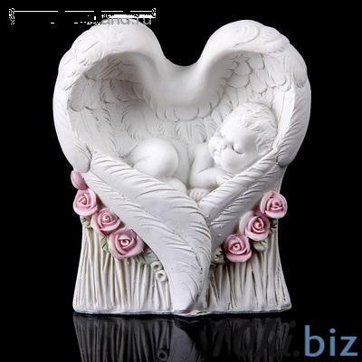 """Сувенир """"Ангелочек в колыбели"""" 742869 купить в Актобе - Сувенирные наборы для мужчин"""
