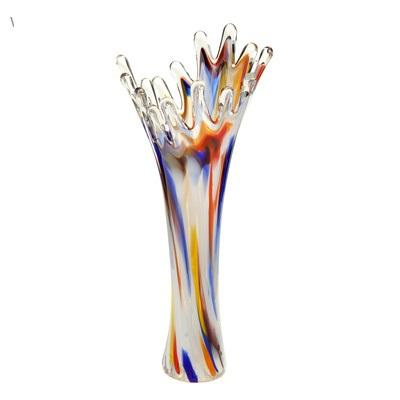 Ваза Коралл разноцветная 28 см 1025278