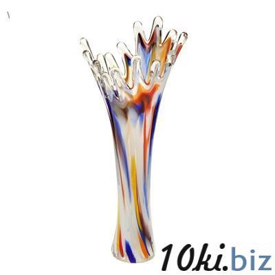 Ваза Коралл разноцветная 28 см 1025278 купить в Актобе - Вазы, декоративные кувшины