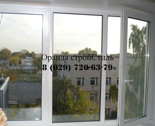 ПВХ окна в Бресте (Salamander, Brusbox, KBE и др.)
