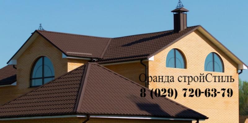 Металлочерепица GrandLine (Россия)  в Бресте