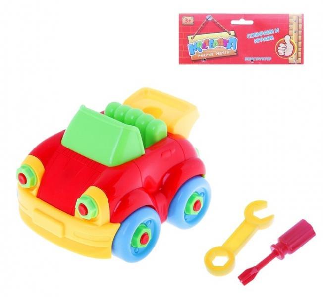 """Конструктор для малышей """"Машина"""" 138719"""