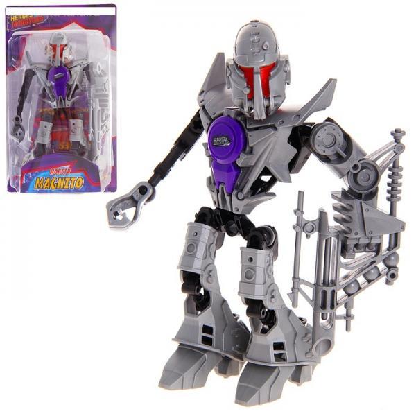 """Робот-конструктор """"Монстр Magnito"""" 882954"""