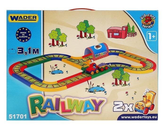 Железная дорога 3,1 м 786359