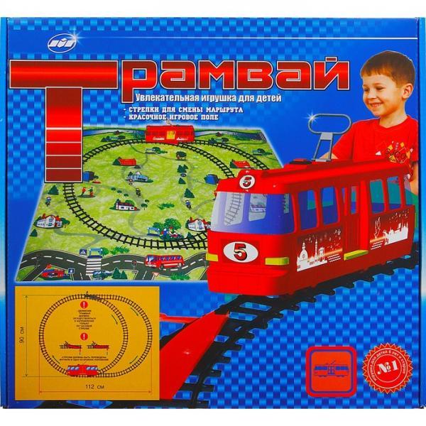 """Игра настольная """"Трамвай"""" 1004402"""